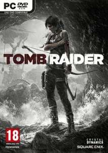 "[Steam] Tomb Raider Sale bei ""game.co.uk""  z.B. Tomb Raider für 7,09 €"