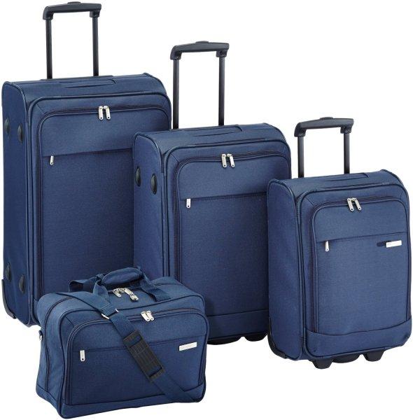 Travelite Koffer-Set Portofino, 4-teilig verschiedene Farben @amazon