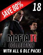 [STEAM]Mafia 2 Collection (inkl. 6 DLCs) für 5,95€ - Kane&Lynch 1 für 2,96€ und mehr
