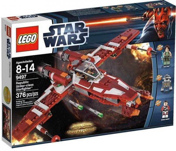 "Lego™ - ""Star Wars: Republic Striker-class Starfighter"" (9497) ab €20,60 [@Galeria-Kaufhof.de]"