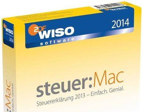 WISO steuer:Mac 2014 (für Steuerjahr 2013) im Amazon Adventskalender