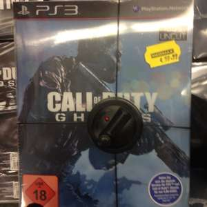 [lokal] Call of Duty Ghosts - Hardened Edition (PS3, XBox360) bei MediMax Berlin-Lichtenberg - 59,99