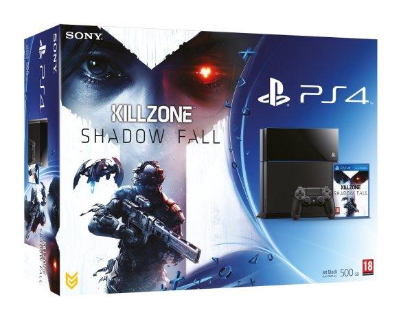Sony PlayStation 4 mit Killzone Shadow Fall Lieferbar ab 21.12. @ Amazon UK