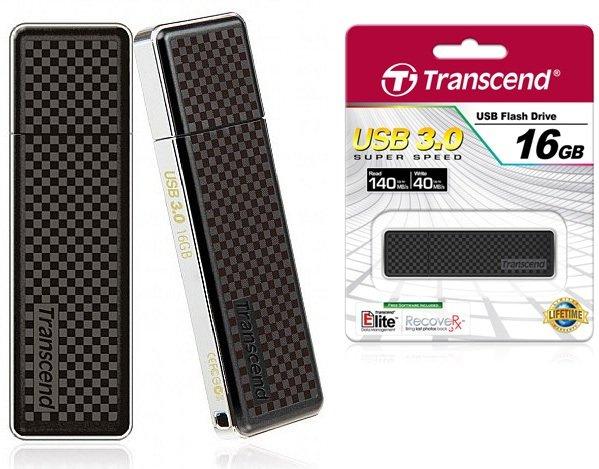 [Otto] Transcend Jetflash 780 16GB USB3.0 für 11,04€ ~45% günstiger als Idealo