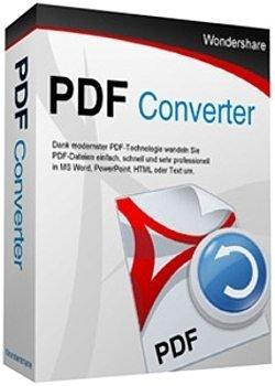 [wondershare.de] Wondershare PDF Converter kostenlos (statt $79.95)