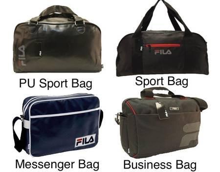Fila Taschen Messenger, Sporttasche und Business Bags für je 14,99 inkl. Versand @ MP