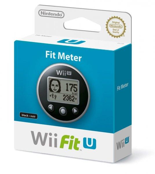Nintendo™ - Wii Fit U Fit Meter (Schwarz) ab €14,95 [@Amazon.de]