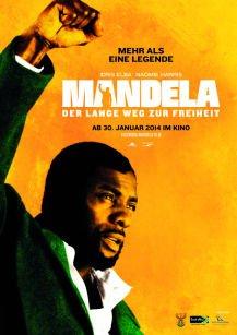 """2. Chance [Jeder 3. Anruf gewinnt] Fast kostenlos ins Kino zu """"Mandela - Der lange Weg zur Freiheit"""""""
