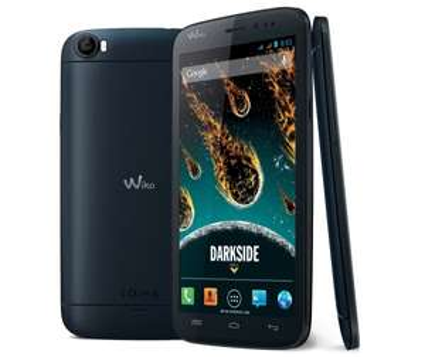 "Wiko Darkside Smartphone (5,7""), 720p, Quad-Core, Dual-SIM für Amazon Student Mitglieder"