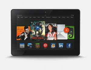 Kindle Fire HDX 16GB WLAN (199,00 Euro) [Amazon.de]