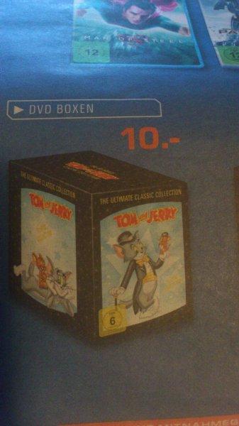 [Lokal Saturn Neckarsulm] Tom+Jerry: The Ultimate Classic Box 10€, S4 mini 259€,uvm.