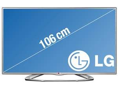 """[Schweiz] LG 42LA6136 LED 42"""" 3D TV"""