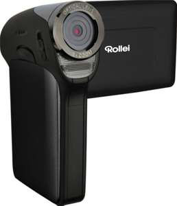 "Rollei™ - HD Pocket Camcorder ""Movieline P30"" (2.4"" LCD,720p,8xZoom,Blitz) ab €25.- [@Saturn.de]"