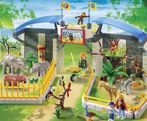 [Lokal] Playmobil 5921 Besuch im Tierpark für 39,98€ bei Toys'R'us