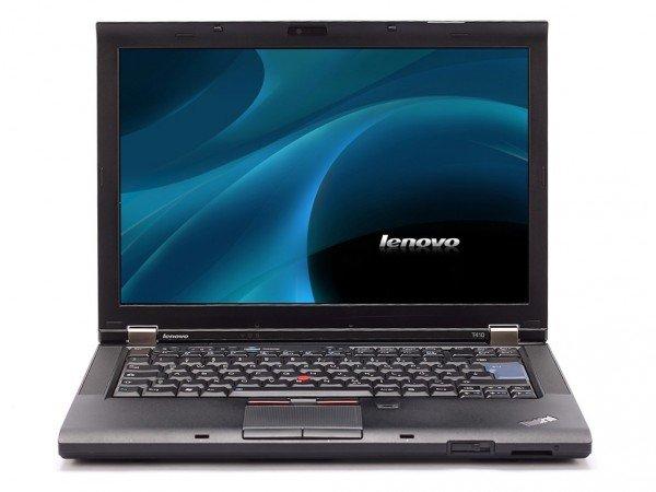 Lenovo ThinkPad T410 (NT93FGE) Core™ i7-620M als Gebrauchtware in A-Zustand für 422,49€