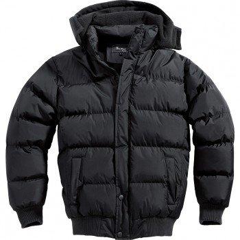Polo Jeans Toronto Steppjacke schwarz 62% reduziert auf 14,99€