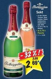 Rotkäppchen Sekt für 1,89€ mit Scondoo @lidl