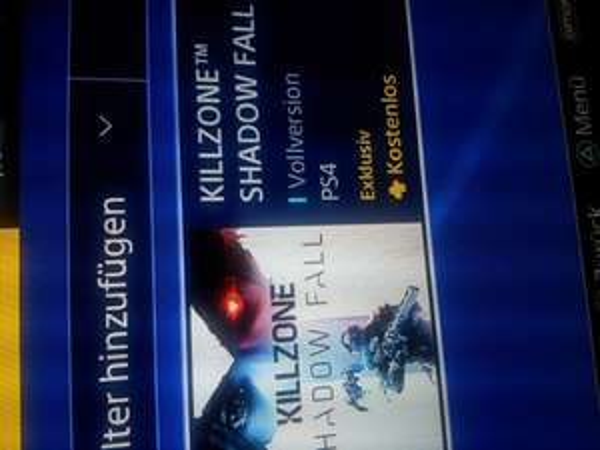 KILLZONE PS4 kostenloses Wochenende
