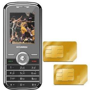 Einfaches kleines DUAL SIM Handy @ eBay