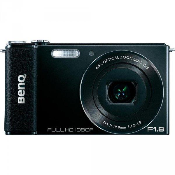 Digitalkamera BenQ G1 14.0 Mio. Pixel Opt. Zoom:4.6 x Schwarz Full HD Video, Dreh-/schwenkbares Display bei Conrad 129,- statt 173,98 (Idealo)