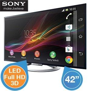 Sony KDL-42W805A 3D LED-Fernseher für 708,90€ @ibood