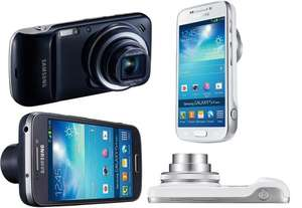 [Saturn Österreich]Samsung Galaxy S4 Zoom schwarz oder weiß 199,- im Laden (EUR 4,99 VSK)