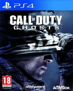 Blitzangebot Amazon 16 Uhr - Call of Duty: Ghosts (100% uncut) für PlayStation 4