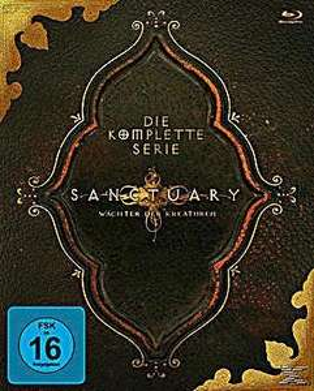 Sanctuary - Die Komplette Serie Blu-ray Box (69,97 Euro) [Amazon.de]