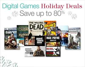 Amazon.com - Digital Games - Holiday Deals