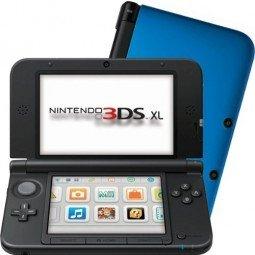 Nintendo 3DS XL für 175 €uro bei comtech.de inkl. Versandkosten in Blau und Schwarz