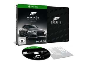 Forza Motorsport 5  Steelbook Limited Edition - XBox One