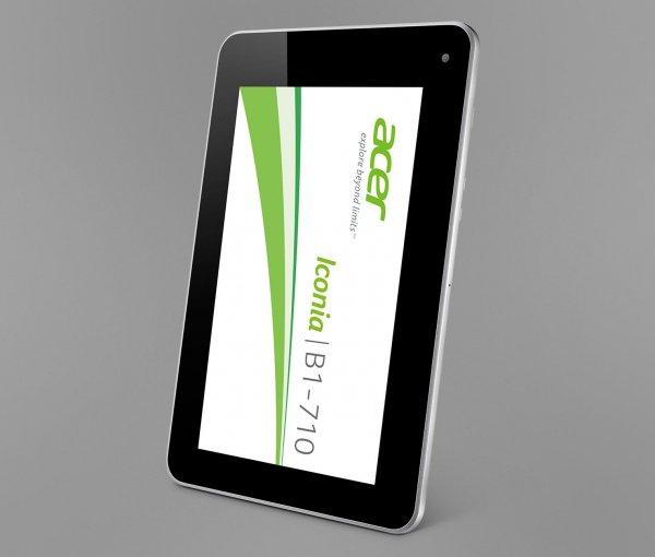 Tablet-PC Acer ICONIA TAB B1-710 bei Tchibo für 89,95€ bei Nutzung des 10€ Newslettergutschein!