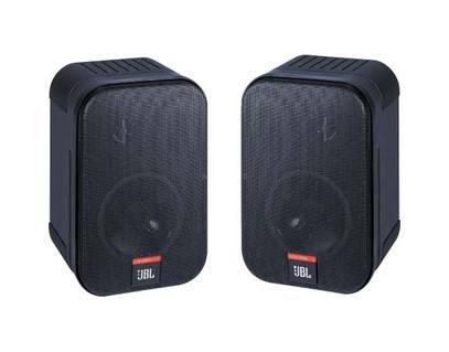 JBL Lautsprecher Control One schwarz 2Stück [@meinpaket.de] für 63,40€ inkl. Versand