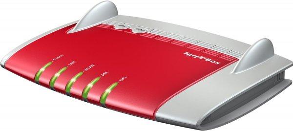 WHD: Fritzbox 3390 für 96,61€