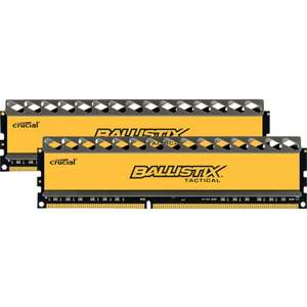 Crucial DIMM-Speicher DIMM 16 GB DDR3-1600 Kit bei OLANO gefunden