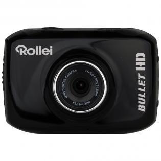 Rollei Bullet Youngstar Schwarz 5 Megapixel, Einsteiger Action Cam