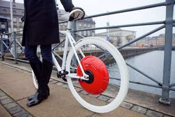 Schon von dem Kopenhagen-Rad gehört?!! (Pre-Order)