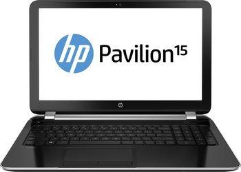 """HP Pavilion 15-n005sg Notebook 39,6 cm (15,6"""") i5-4200U 4 GB RAM, 500 GB HDD, WIN8"""