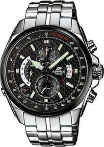 Casio EFR-501SP-1AVEF Edifice Herren-Uhr bei amazon.fr