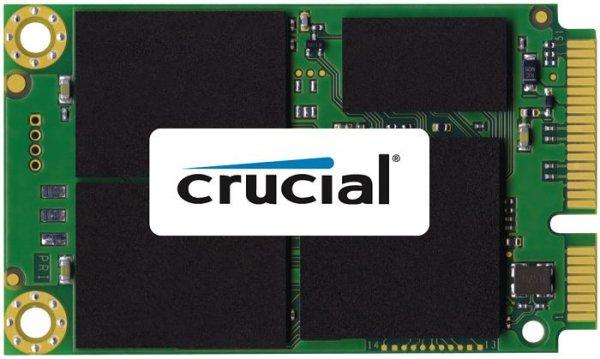 BESTPREIS: Crucial M500 SSD 240GB mSATA (CT240M500SSD3)