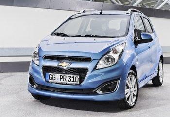 Neuwagen Chevrolet Spark 1.0 LS und weitere Chevrolets sehr günstig