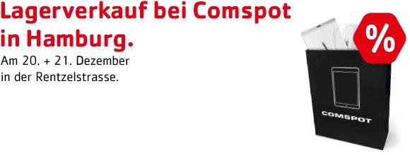 (lokal Hamburg) Apple iPad mini WiFi + 4G  64 GB nur € 350,-- (idealo ab 483,90€) + weitere Artikel bis 80% Rabatt  Lagerverkauf!!!