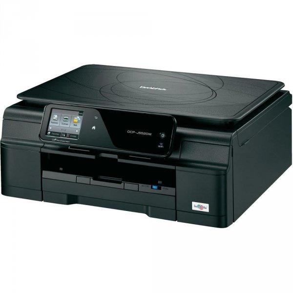 [CONRAD] Brother DCP-J552DW Tintenstrahl-Multifunktionsdrucker für max. 97,69€