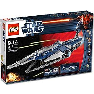 LEGO Star Wars The Malevolence 9515 Kaufhof München Offline
