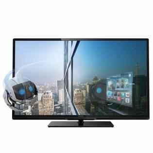 Philips 40PFL4418K  102 cm (40 Zoll) 3D-LED-Backlight-Fernseher, EEK A+ (Full HD, 200Hz PMR, DVB-T/C/S, CI+, WLAN, Smart TV, HbbTV) für 419€ @Redcoon