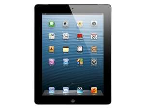 Apple iPad 4 16GB WiFi (MD510FD/A) schwarz  - ab 314,10 €  - refurbished