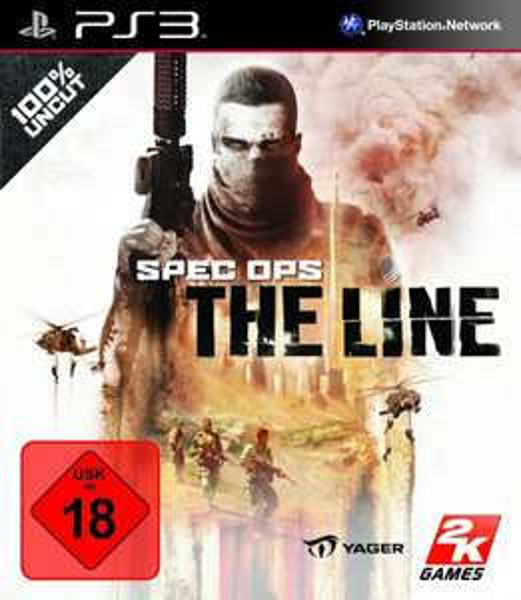 Spec Ops: The Line PS3 & Xbox 360 9€ @ Mediamarkt Adventskalender Angebot