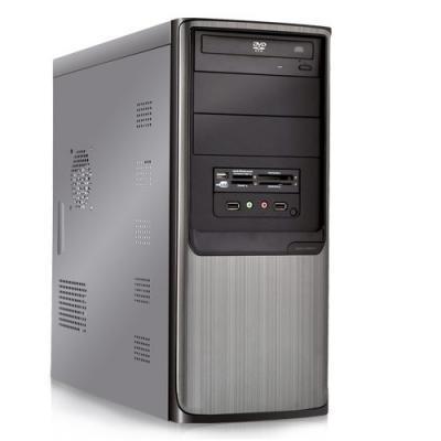 Sandy Bridge Desktop PC Pentium Dual Core G620, 2x2.6Ghz, 4096MB DDR3, 500GB, 20x DVD-Brenner, bis zu 1.6GB INTEL HD Graphics