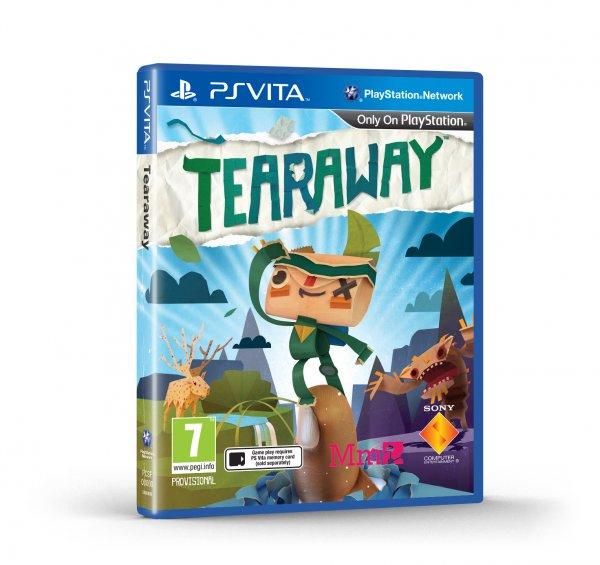 Tearaway für die PS Vita für 23,12 Euro inkl. Versand