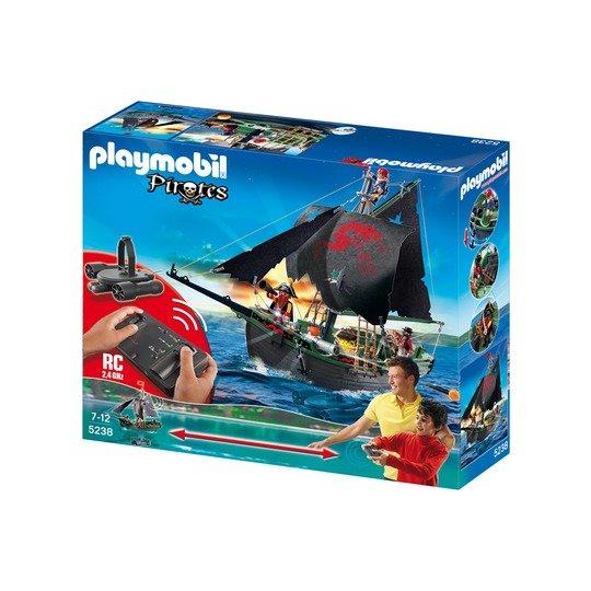 Playmobil Piratenschiff mit RC Steuerung (5238); Wiesbaden im Real Mainzer Straße